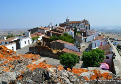 Monsaraz village, Alentejo, Portugal