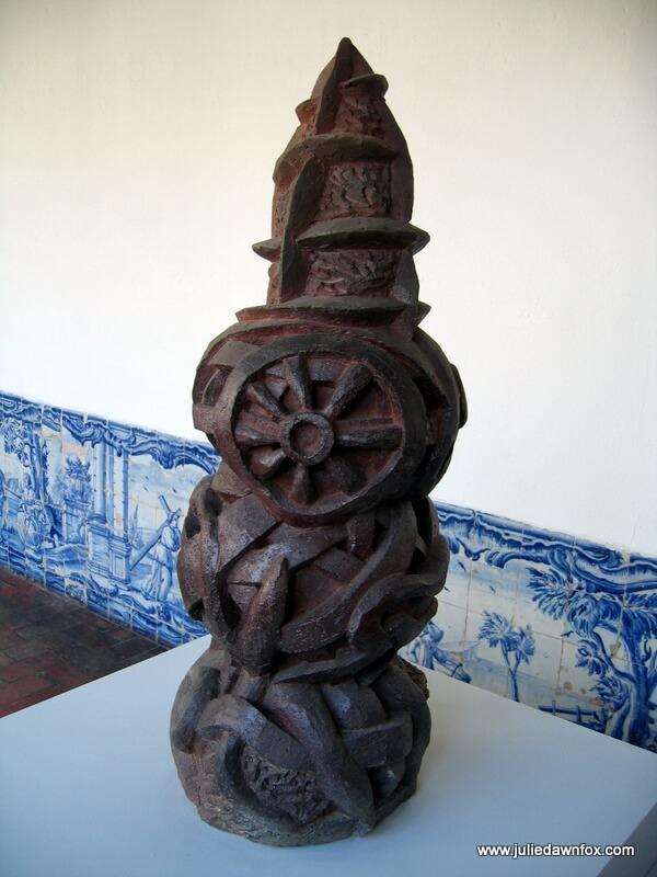 Contemporary and ancient ceramics, Museu do Azueljo, Lisbon