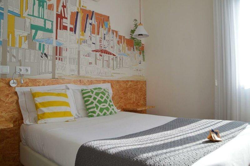 Bedroom, Cale do Oiro, Aveiro