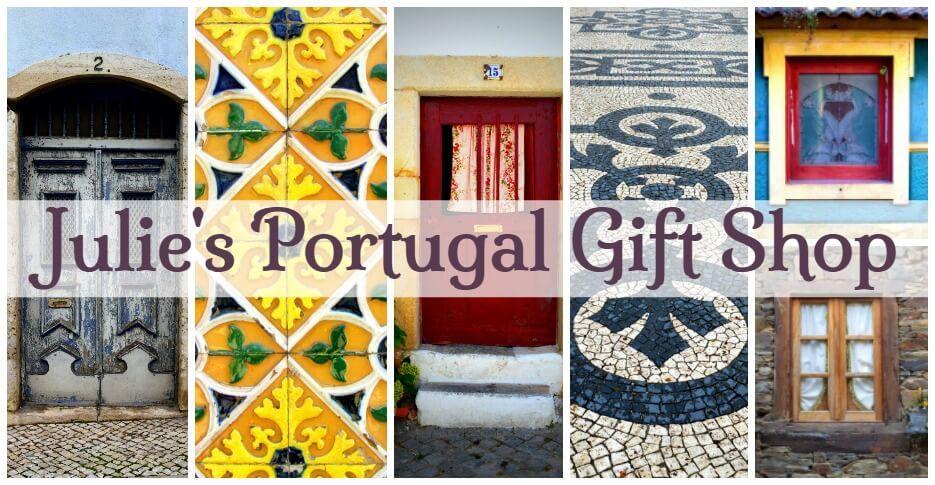 24876fe70 Portugal Souvenirs: Online Gift Shop By Julie Dawn Fox