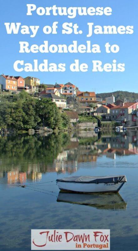 Portuguese Way of St. James from Redondela to Caldas de Reis 2