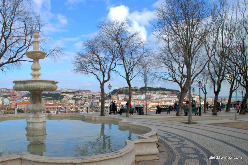 São Pedro de Alcântara, Lisbon