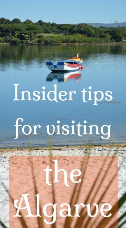 Insider tips for visiting the Algarve, Portugal