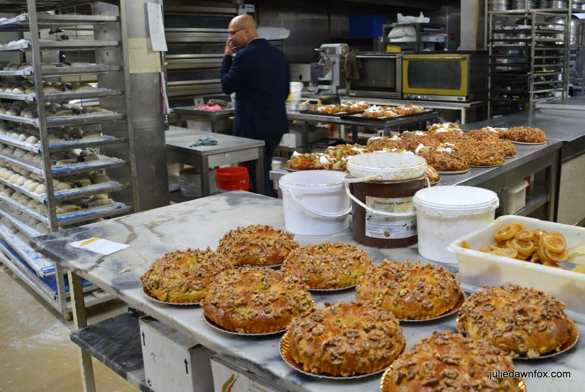 Behind the scenes at Pastelaria Capuchinhas, Viseu