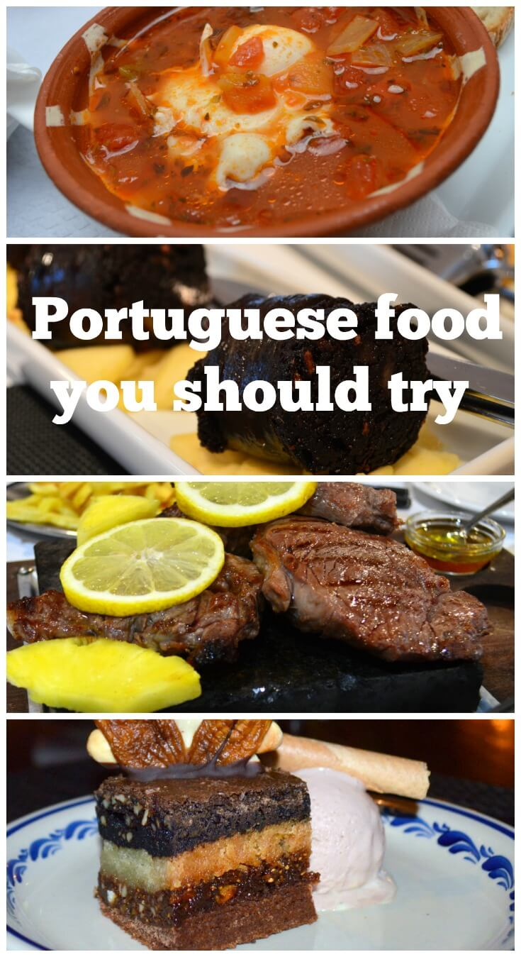 Portuguese food you should try