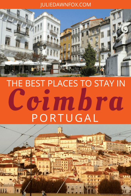The Best Coimbra Hotels and Accommodations
