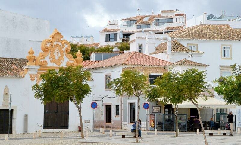 Lagos old town, Algarve