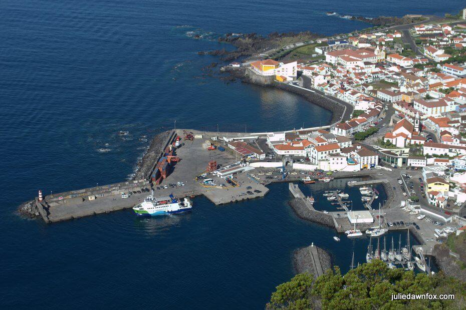 Velas, São Jorge island