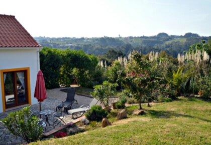 Quinta do Bom Vento. Idyllic rural accommodation in Silver Coast Portugal