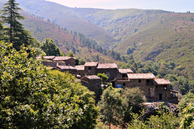 Cerdeira schist village, Central Portugal