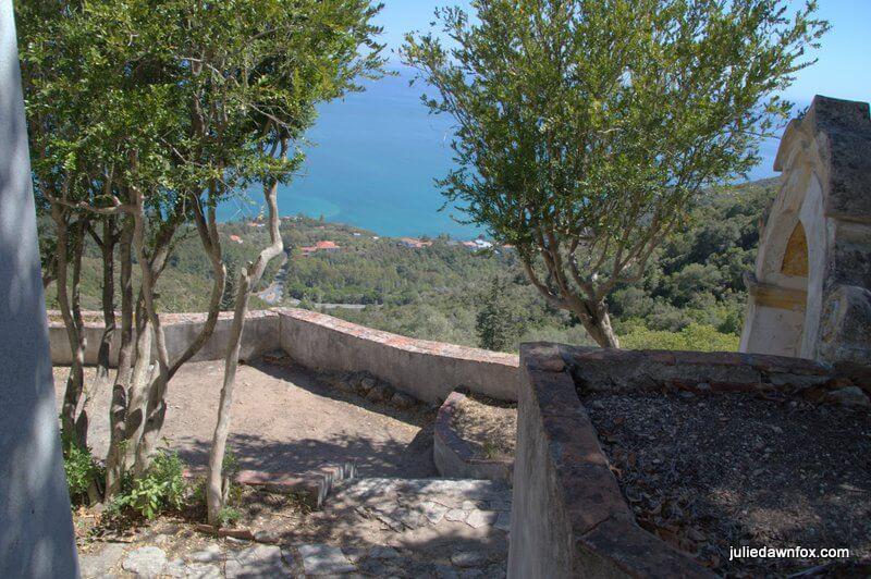Privileged views, Convento da Arrábida