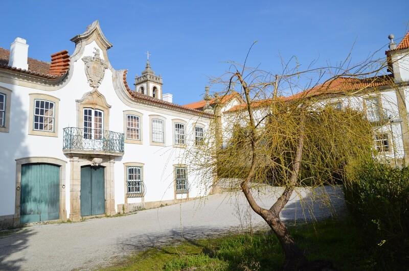 Casa dos Barros, Sabrosa