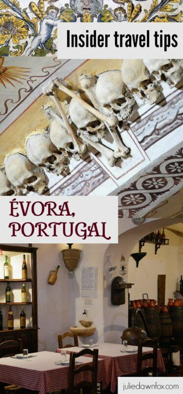 Insider travel tips for Évora Portugal
