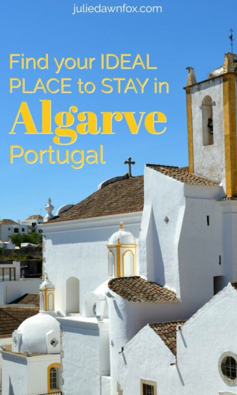 Find your ideal place to stay in the Algarve, Portugal