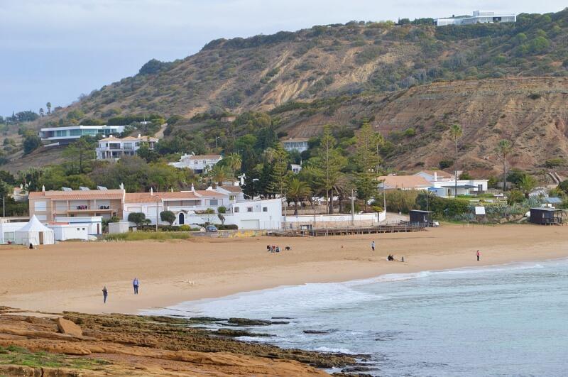 Praia da Luz, Algarve. Guide to the best places to stay in the Algarve, Portugal