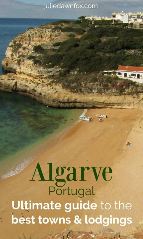 Ultimate guide to Algarve accommodation and towns