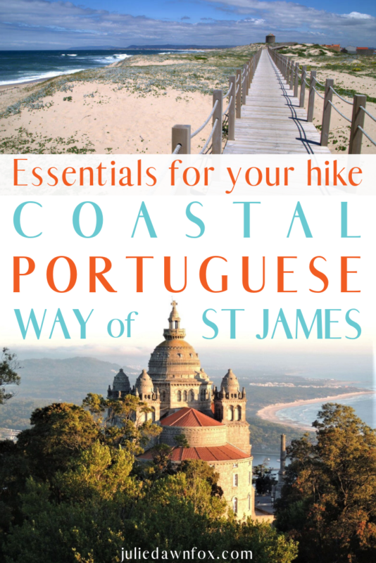 Boardwalk on beach. What Is The Coastal Portuguese Camino De Santiago Like_ _ Julie Dawn Fox in Portugal