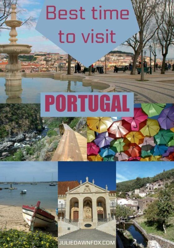 Best time to visit Portugal. Guide to the seasons, events and practical tips for choosing the ideal time to travel in Portugal