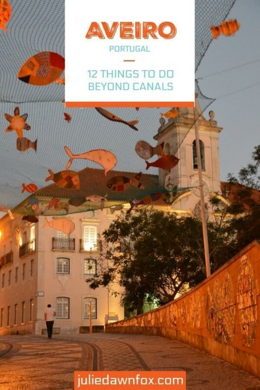 12 Cool Things To Do In Aveiro, City Of Canals, Salt And Art