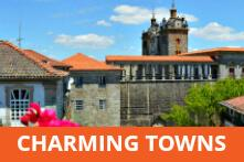 Charming Portuguese towns and small cities