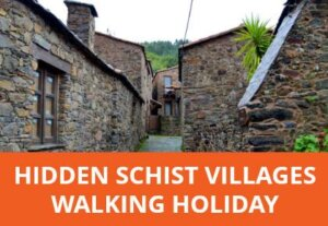 Hidden schist villages of Central Portugal.