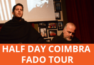 Learn all about Coimbra's unique version of fado and the Portuguese guitar on this 4-hour tour with live performance.