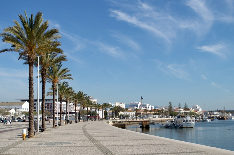 Riverside walk, Portimão, Algarve, Portugal. Photgraphy by Julie Dawn Fox