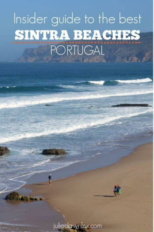 Best beaches in Sintra Cascais Natural Park