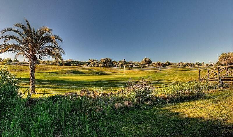 Boavista golf course, Algarve