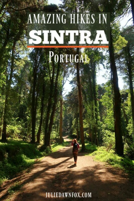 Hikes in Sintra Cascais Natural Park