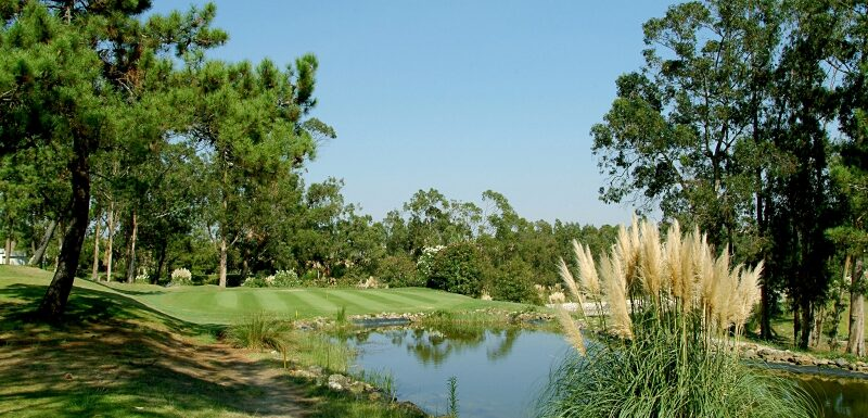 Lisbon Sports Club golf course. Lisbon golf courses