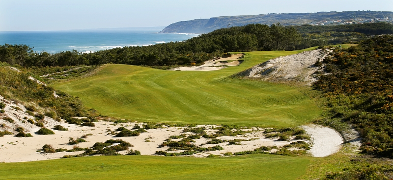 West Cliffs Golf Links. Silver Coast.