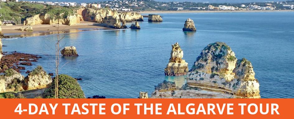 4-day taste of the Algarve tour