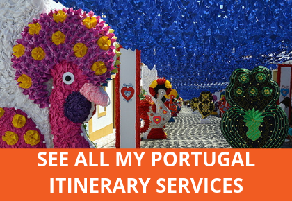 Portugal itinerary and trip planning services