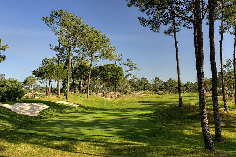 Troia Golf course, Portugal