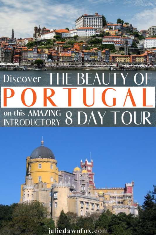 Pena Palace. 1-Week Introduction To Portugal Itinerary By Julie Dawn Fox