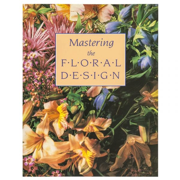 The Mastering the Floral Design Book will make creating floral displays that much easier!