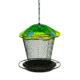 Ultimate Innovations Green Mushroom Bird Feeder