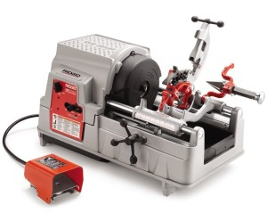 ridgid threading machine