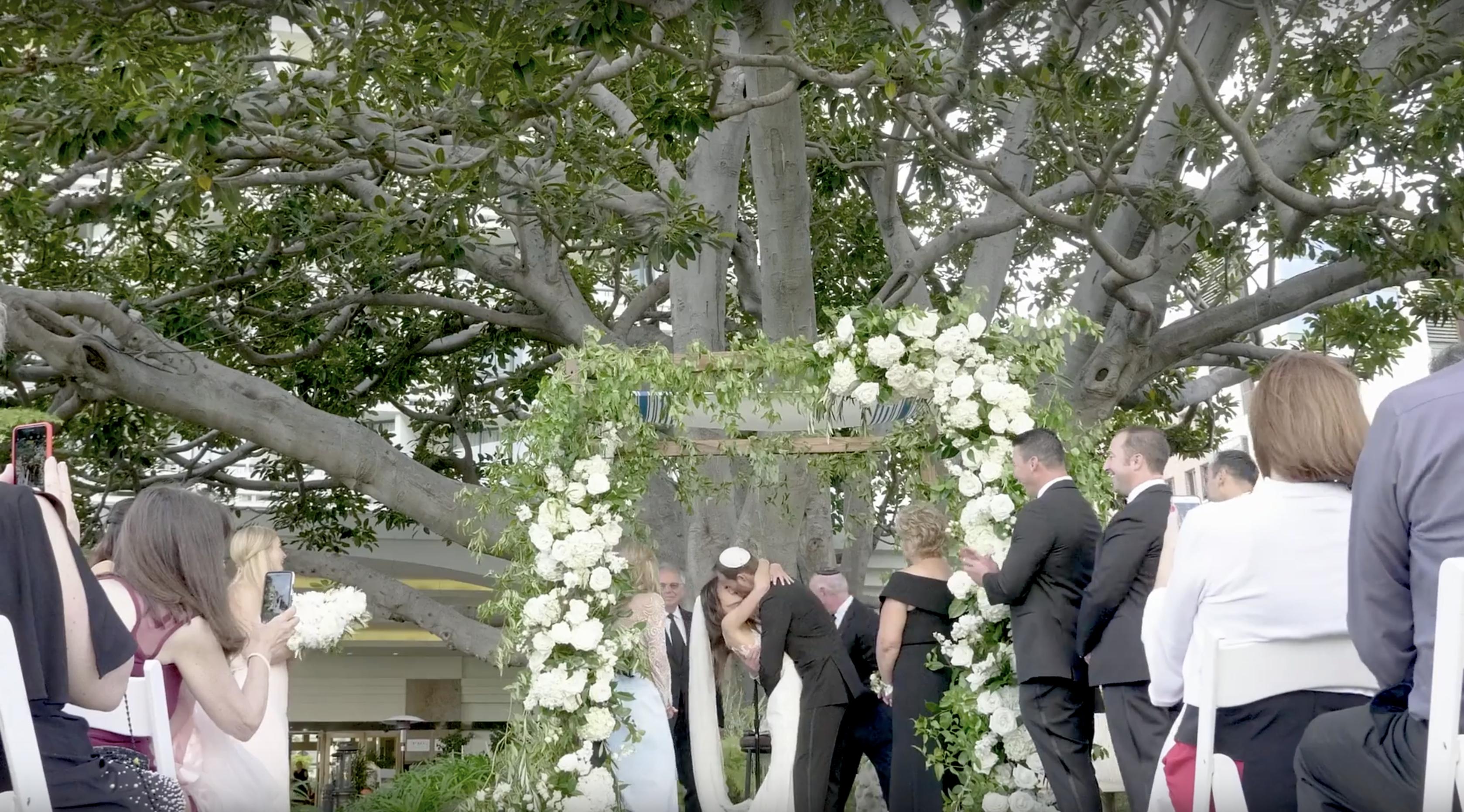 Fairmont Santa Monica Wedding Video