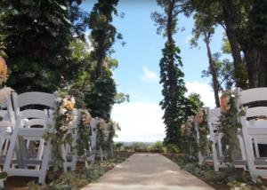 Sunset Ranch Oahu Wedding Videographer