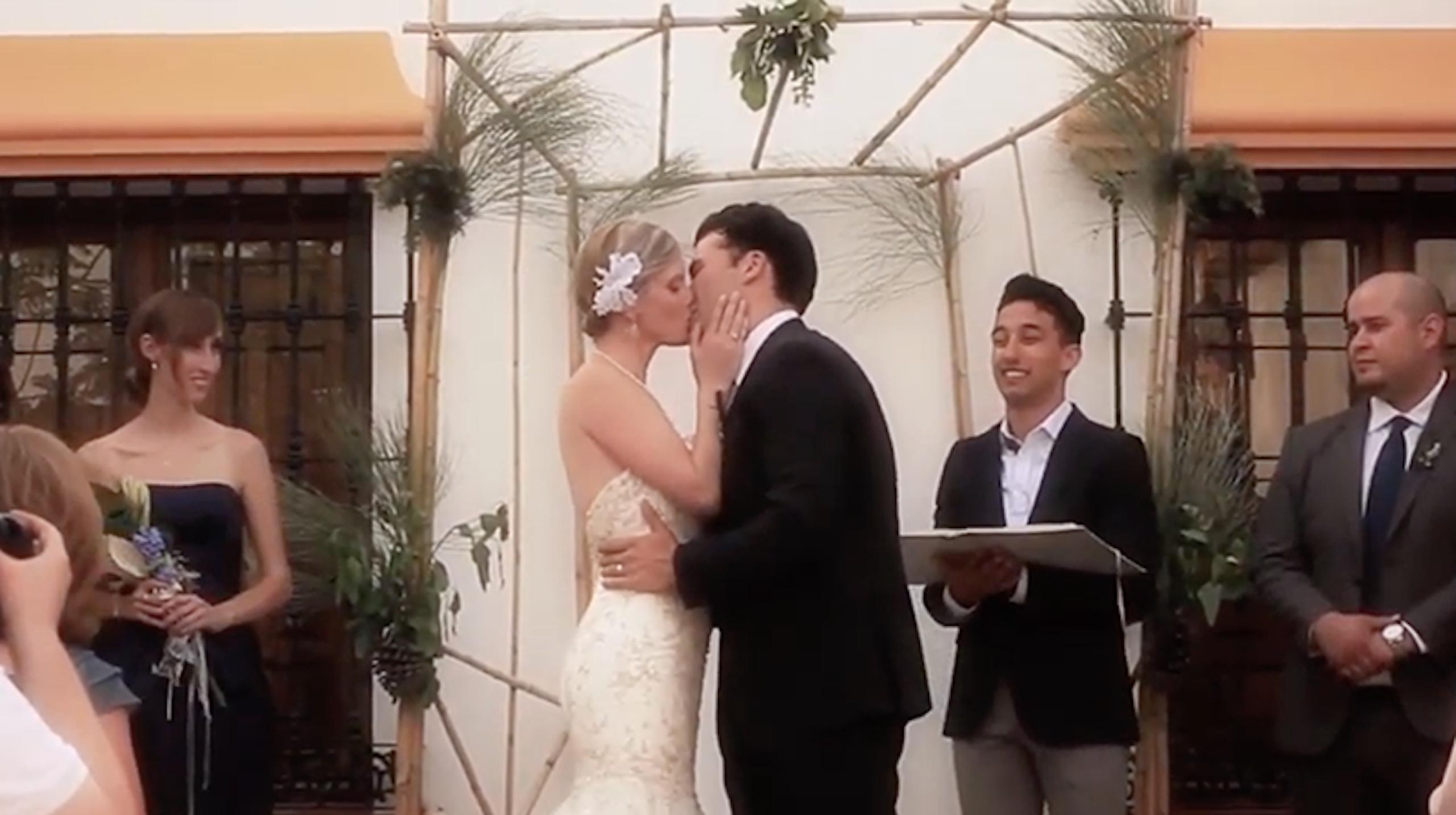 spain wedding video