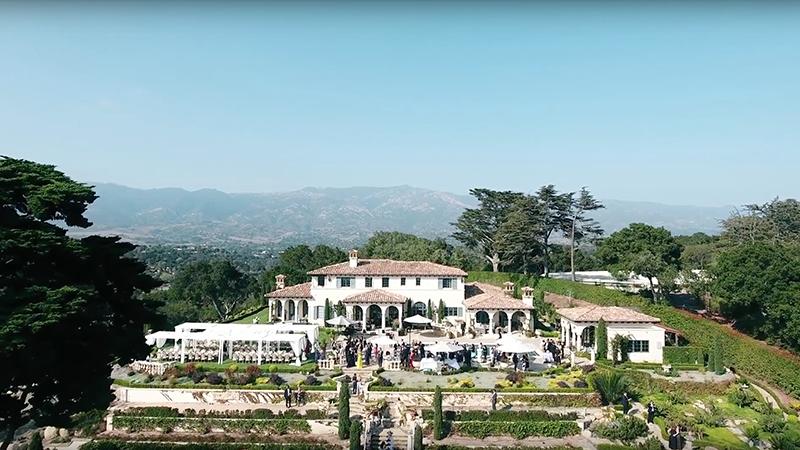 Hope Ranch - Wedding Video Company - Broadcast - Fisheye Studio - Irvine, CA