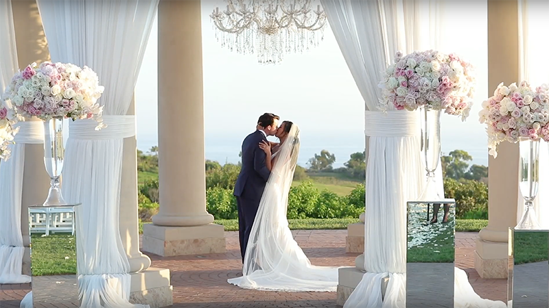 Pelican Hill - Wedding Video Fisheye Studio - Irvine, CA