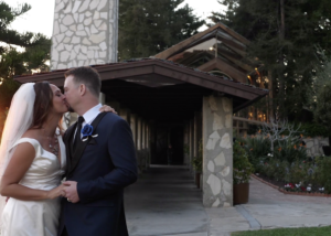 Wayfarers Chapel Wedding Video