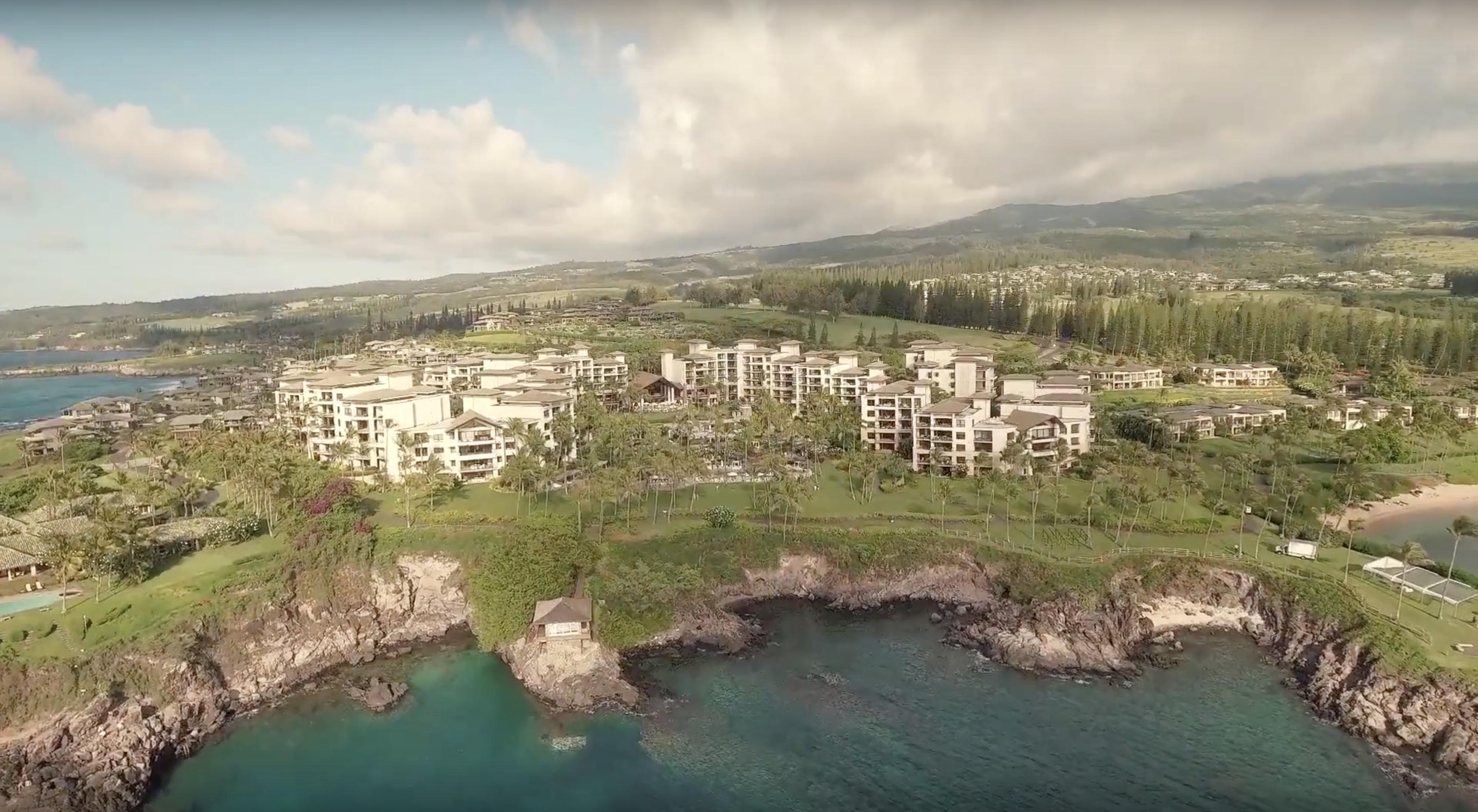 Montage Maui Wedding Video