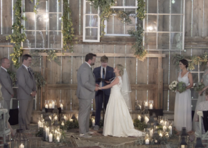 Dos Pueblos Ranch Wedding Video
