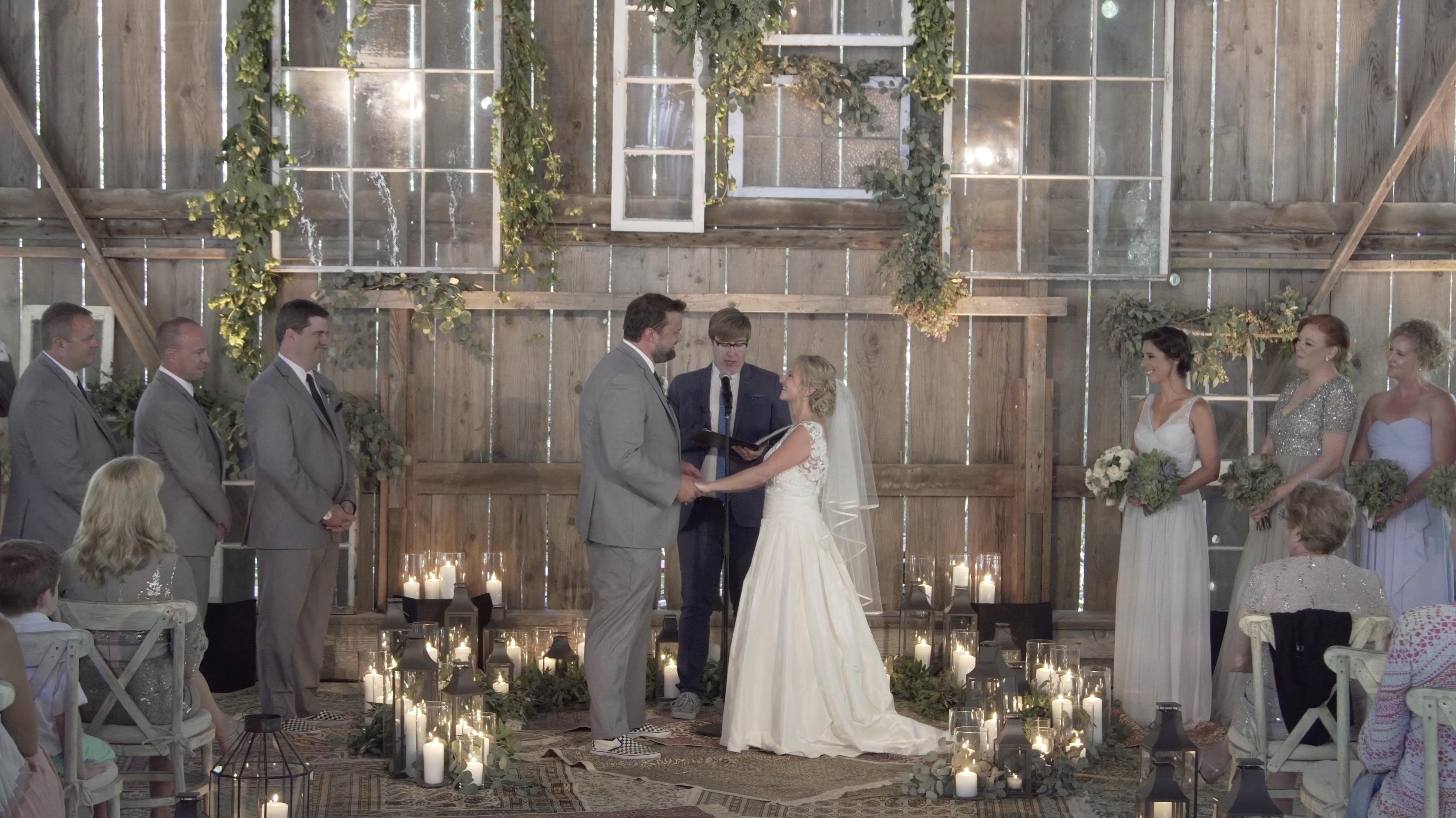 Dos Pueblos Ranch Wedding Video