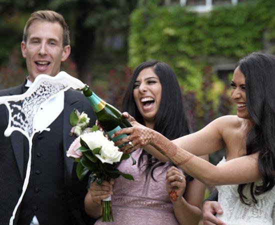 british columbia wedding videographer