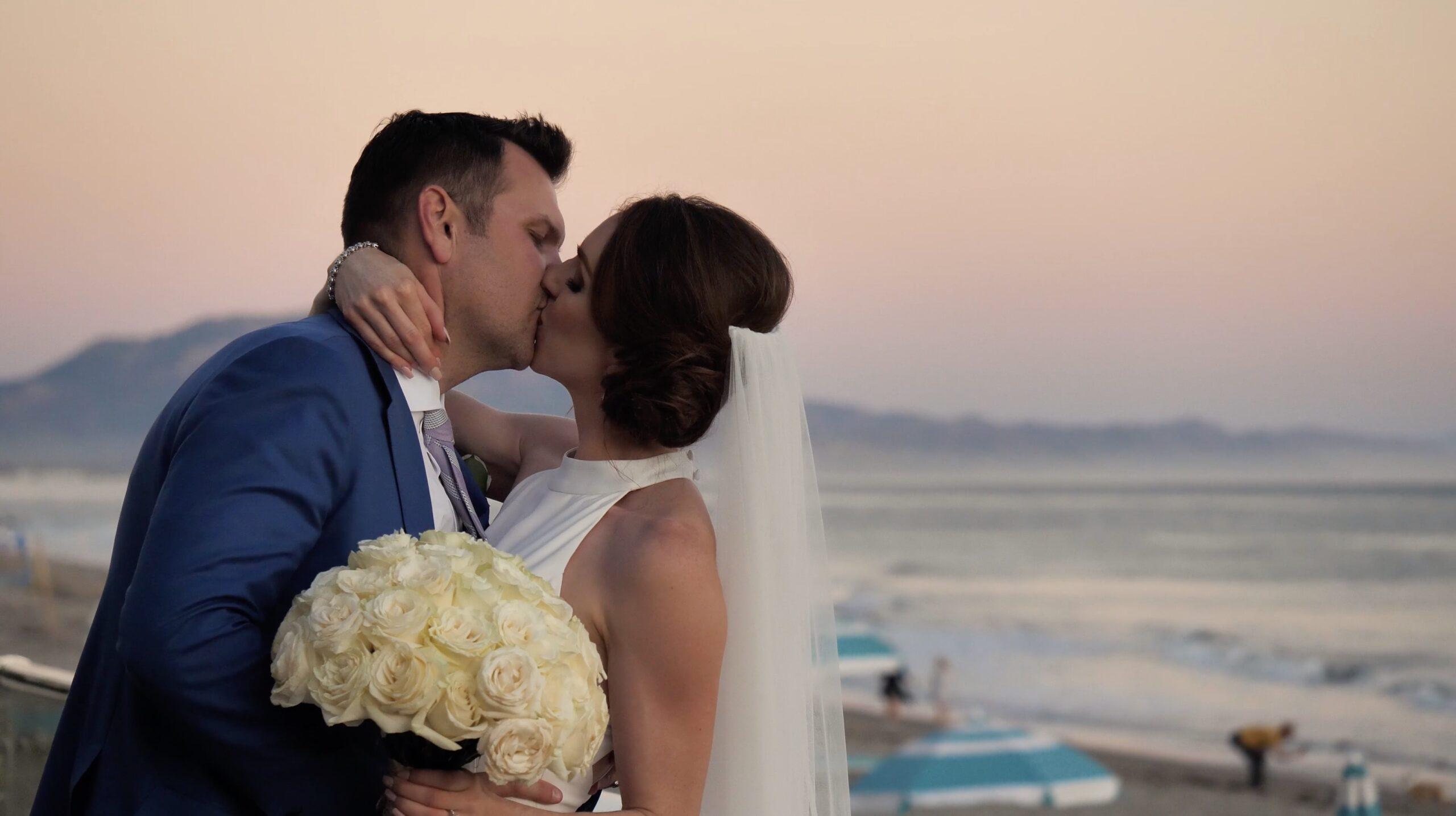 rosewood miramar wedding videographer